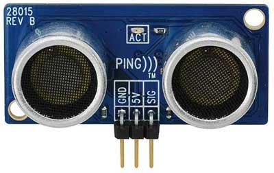 parallax ping Uultrasonic sensor - ultrasonik sensör - pl-1605